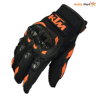 ktm gloves Kausal Kf KTM Full Hand Gloves,Driving Gloves