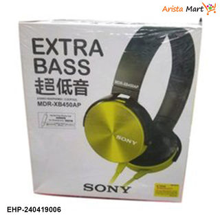 Sony Extra Bass headphone