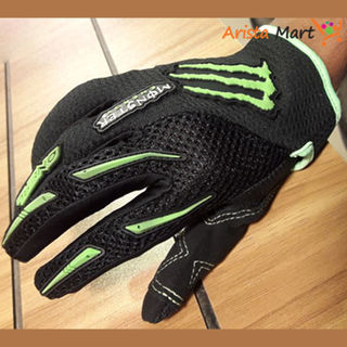 Monster Energy Hand Gloves full (phone touch)