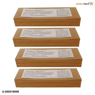 Plain Hair Removal Waxing Strips
