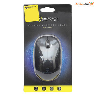 Micropack-716W Laser Wireless Mouse