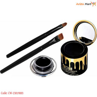 2in1 Long Lasting Gel Eyeliner