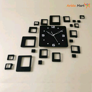 Vintage Stylish Wall Clock