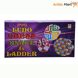 Ludo,Chess ,Snake & ladder Set