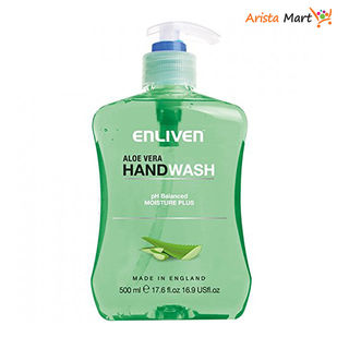 Enliven Anti Bacterial Hand Wash Aloe Vera