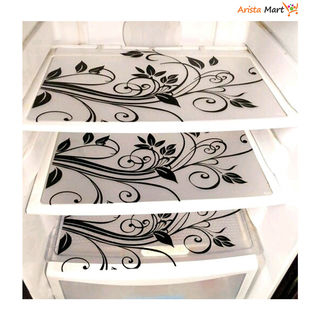 Elite PVC Refrigerator Drawer Mats