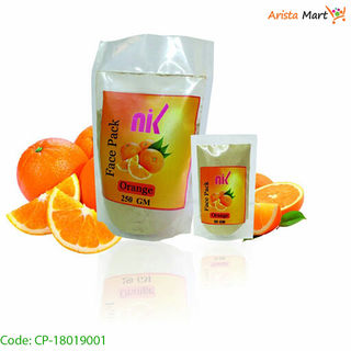 Herbal Face Pack (Orange, Neem, Rose)