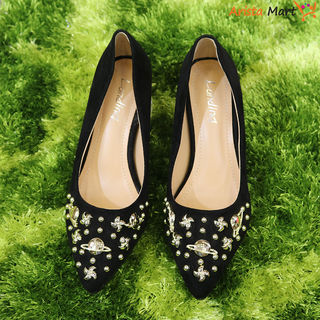 Black Beauty Shoe