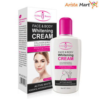 Face & Body Whitening Cream